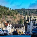 Holiday in Peebles