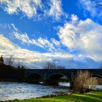 River Tweed Peebles