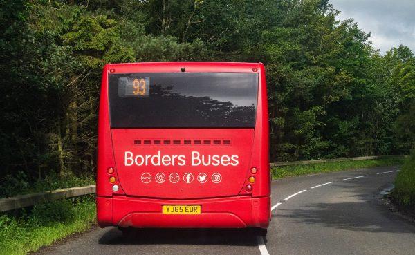 Borders Buses 93