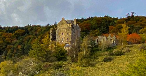 Castles of the Scottish Borders